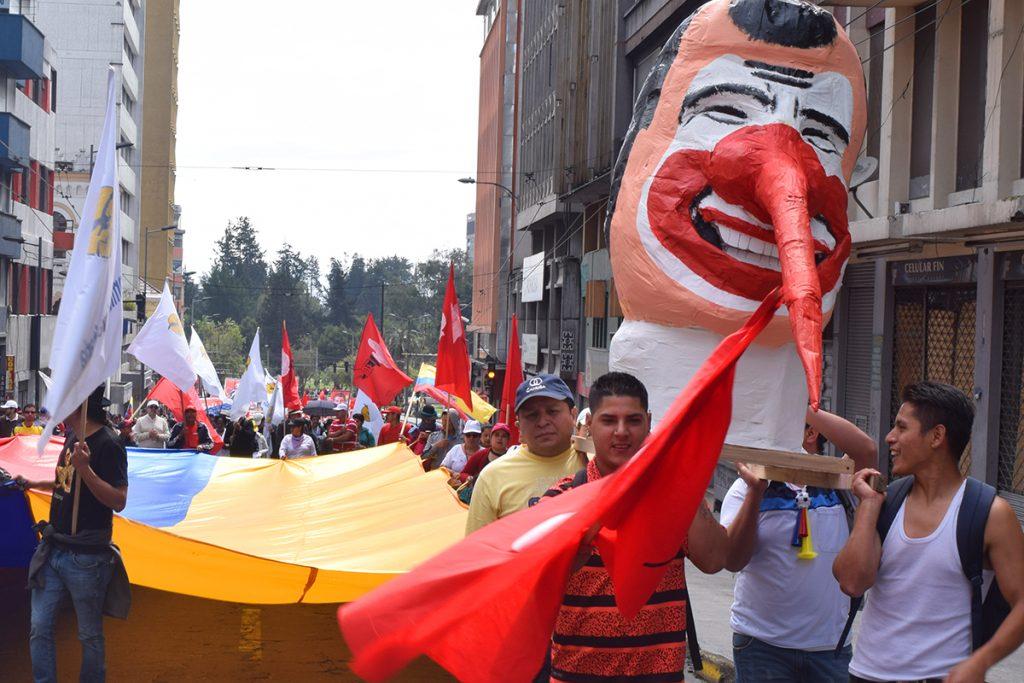 trabajadores Ecuador