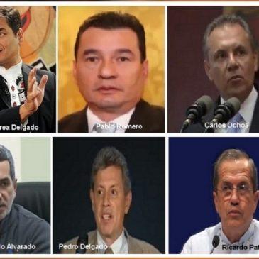 ¿Perseguidos políticos o cínicos corruptos?