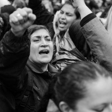 Fascistización y derechización de las masas