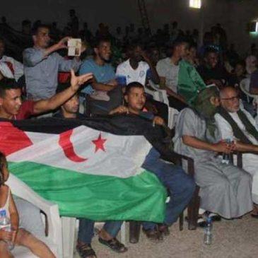 Condena a la brutal represión marroquí en los territorios ocupados