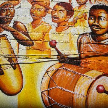Combate a la derechización y el fascismo visto desde la Negritud