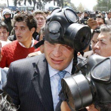 30 S el día que triunfó el cinismo de Rafael Correa