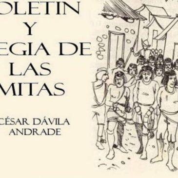Evocando el gran poema: Boletín y elegia de las mitas