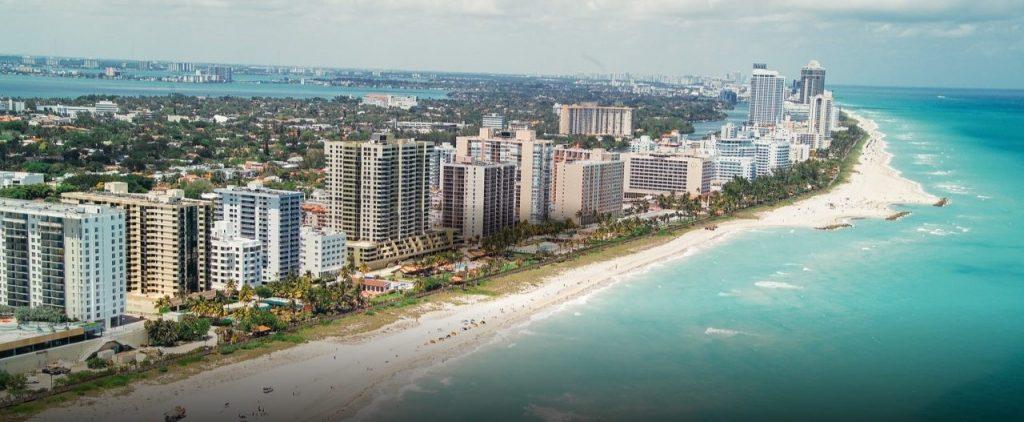 Miami paisaje