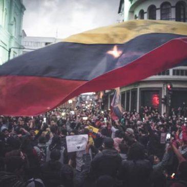 A Atilio Borón, desde las calles y plazas del Ecuador