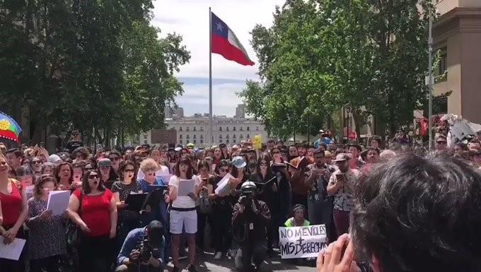 Lecciones del alzamiento popular de Chile