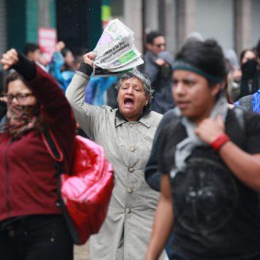 Perspectivas del levantamiento indigena popular de octubre