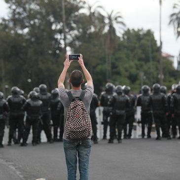 Crisis de los sistemas democráticos: efectos de la globalización
