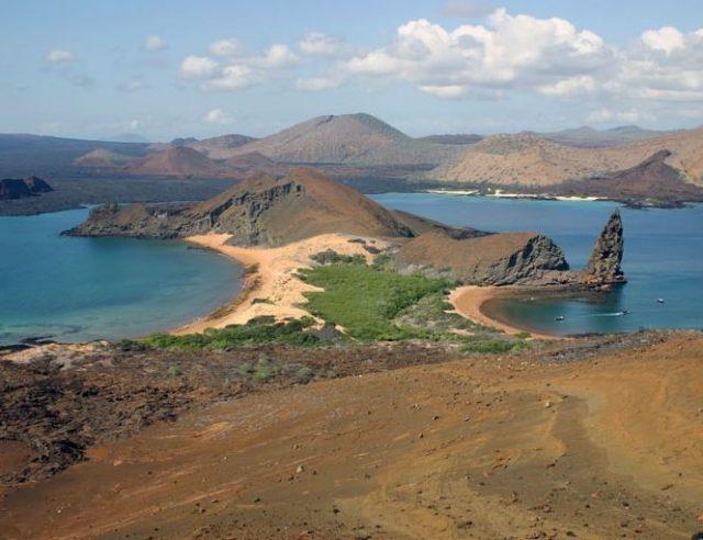 investigación y conservación de las islas Galápagos