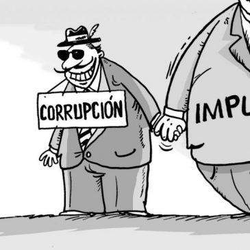 Minga por la impunidad