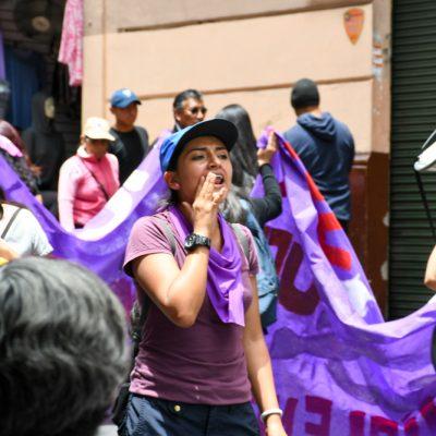 Fotoreportaje Día Internacional de la Mujer