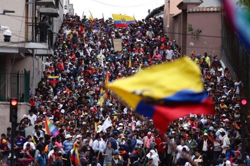 Ecuador aplaude