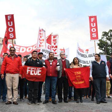 Gobierno y empresarios contra los derechos de los trabajadores