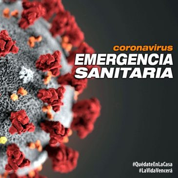 Emergencia sanitaria Coronavirus