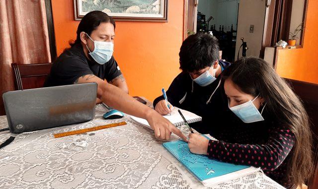 Educación salud pandemia