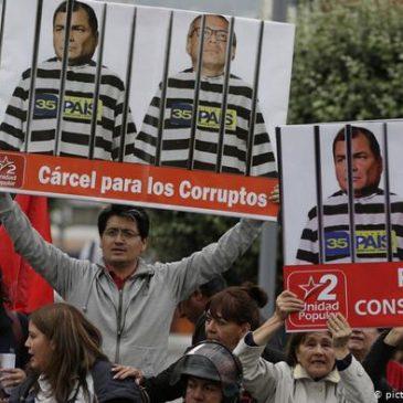 Cárcel para los corruptos