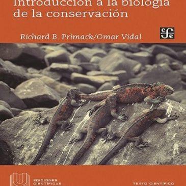 Reseña del libro: Introducción a la Biología de la Conservación