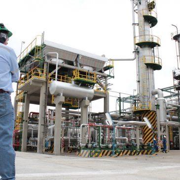 Subasta de la refinería de Esmeraldas