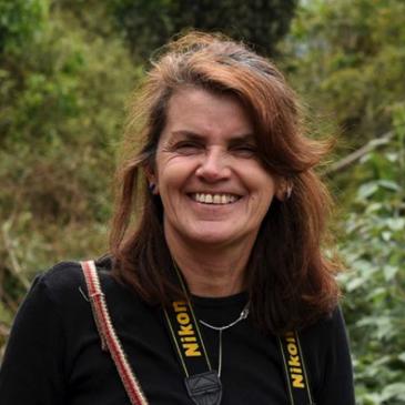 Katya Romoleroux Premio Eugenio Espejo en el área de la Ciencia