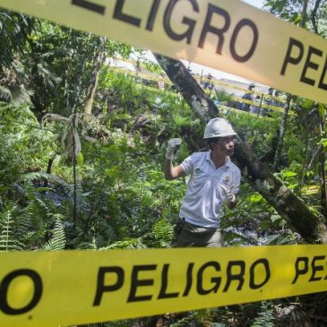 """Chevron (Texaco) y sus amigos """"ecuatorianos"""""""