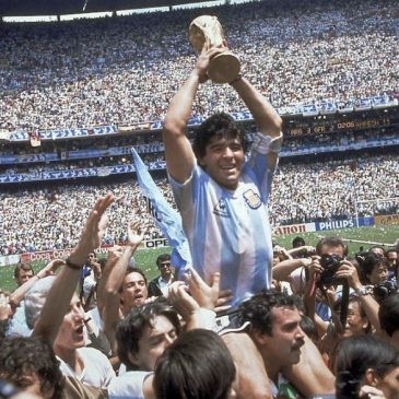 El legado de Diego Maradona