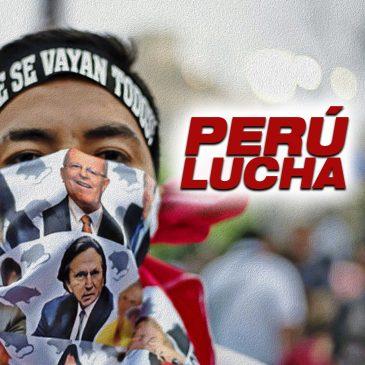 Perú lucha