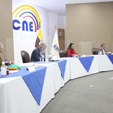 El TSE o el  CNE ¿Caja de resonancia de la partidocracia?
