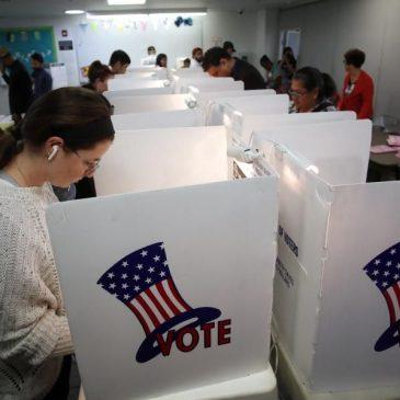 Estados Unidos o la democracia simulada