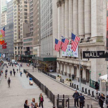 Jóvenes entre 16 y 20 años desestabilizan Wall Street