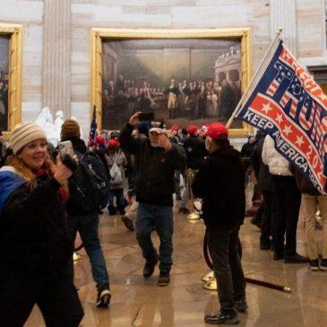 La verdadera tramoya tras la toma del Capitolio