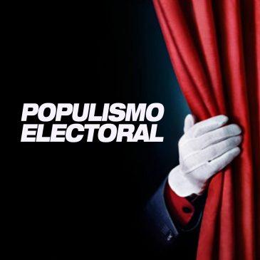 Populismo electoral