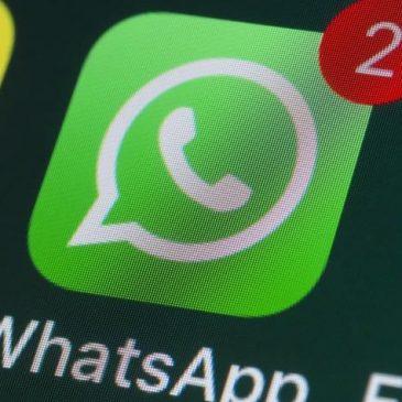 ¡Alerta con Whatsapp!