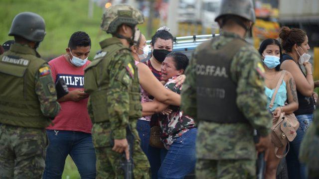 Desprotección estatal ecuatoriana ante la delincuencia organizada