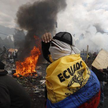 a propósito de la carta a dos jóvenes indígenas ecuatorianos escrita por Boaventura de Sousa Santos