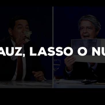 ¿Arauz, Lasso o nulo?