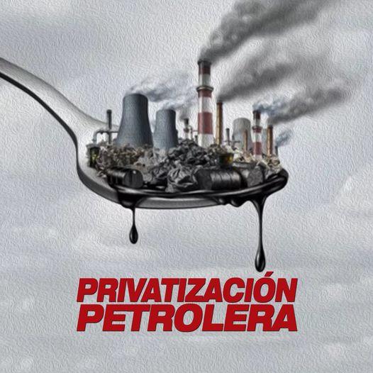 Privatización petrolera
