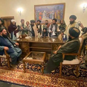 Lo que ocurre en Afganistán demuestra, una vez más, que no se puede confiar en los imperialistas