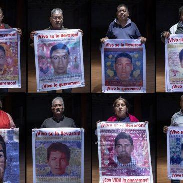 En Ayotzinapa la lucha sigue