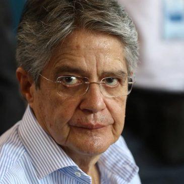 Guillermo Lasso y los papeles de Pandora
