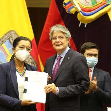 Narcos y choros exigen promulgar proyecto ley Creo-Lassso